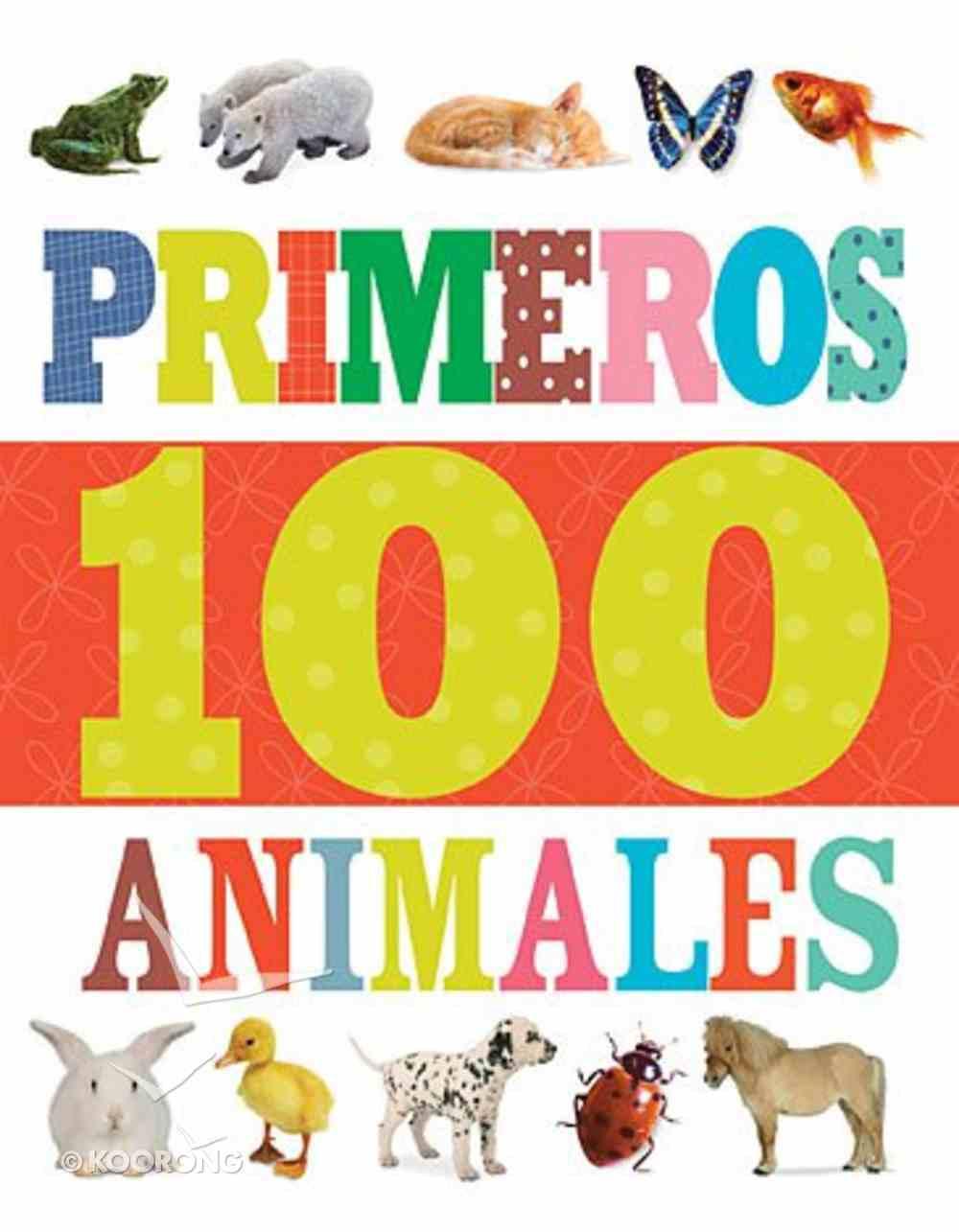 Primeros 100 Animales (First 100 Animals) Board Book