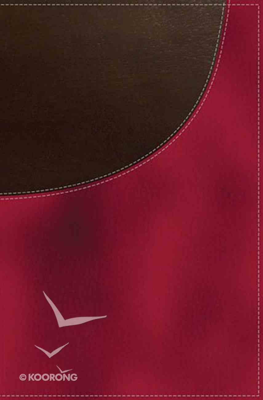 KJV Super Giant Print Reference Bible (Red Letter Edition) Imitation Leather