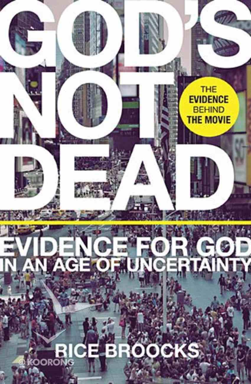 God's Not Dead Paperback