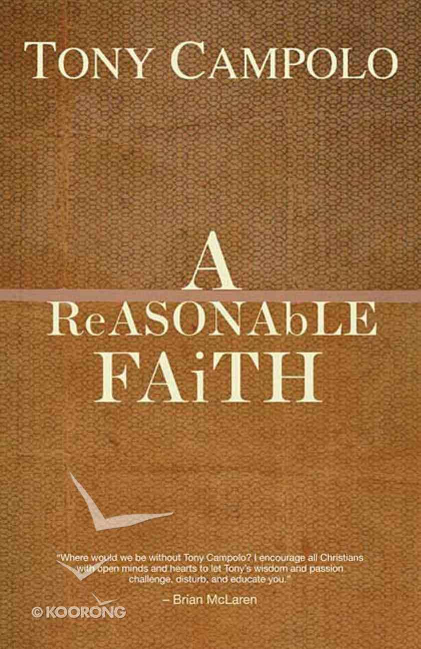 A Reasonable Faith Paperback