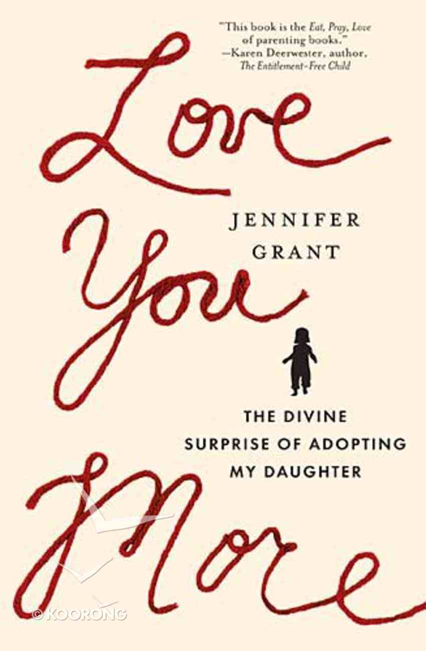 Love You More Paperback