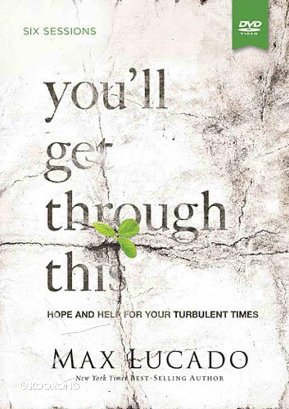 You'll Get Through This (Church Campaign Kit) Pack
