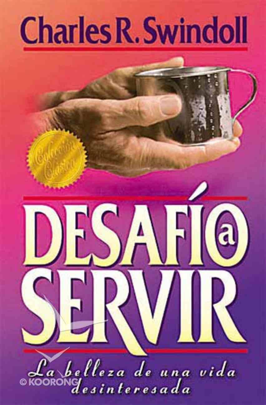 Desafo a Servir (Improving Your Serve) Paperback