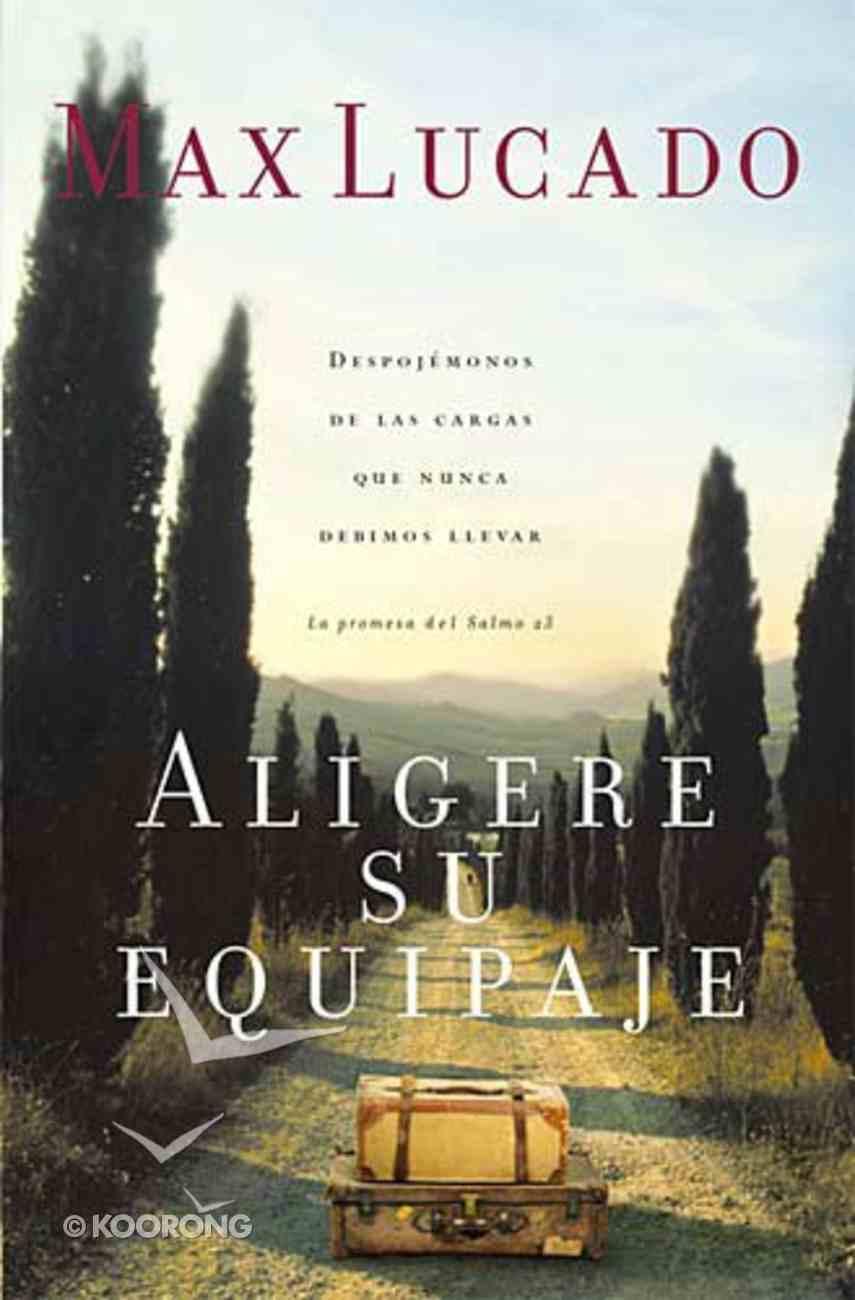 Aligere Su Equipaje (Travelling Light) Paperback