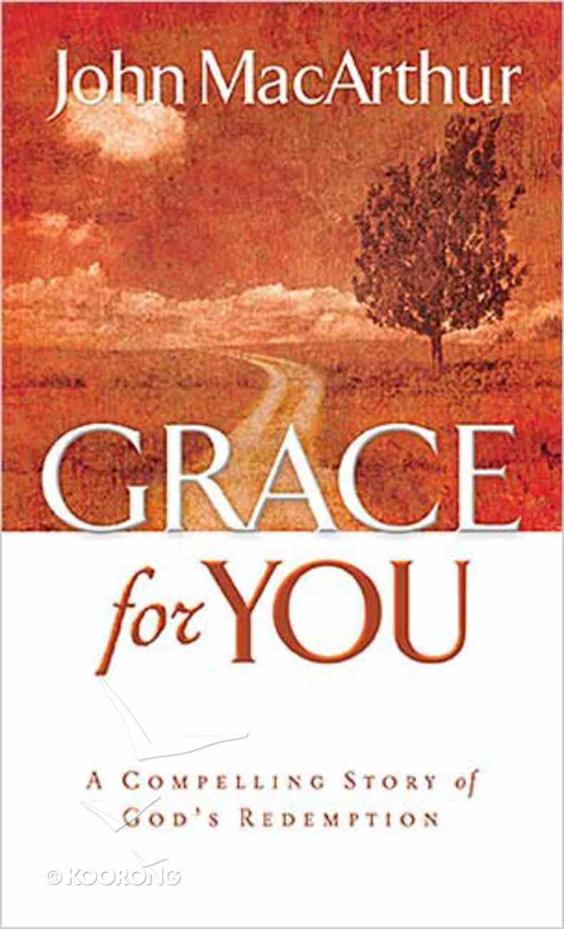 Grace For You Booklet