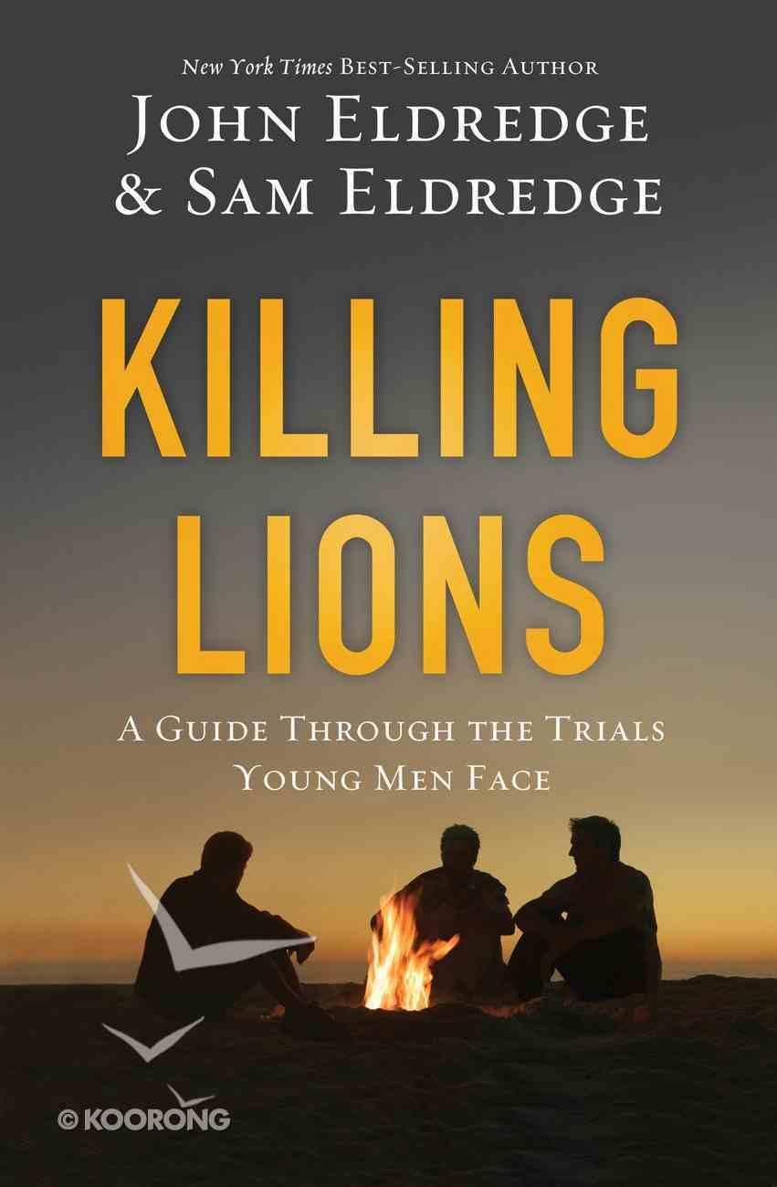 Killing Lions Hardback