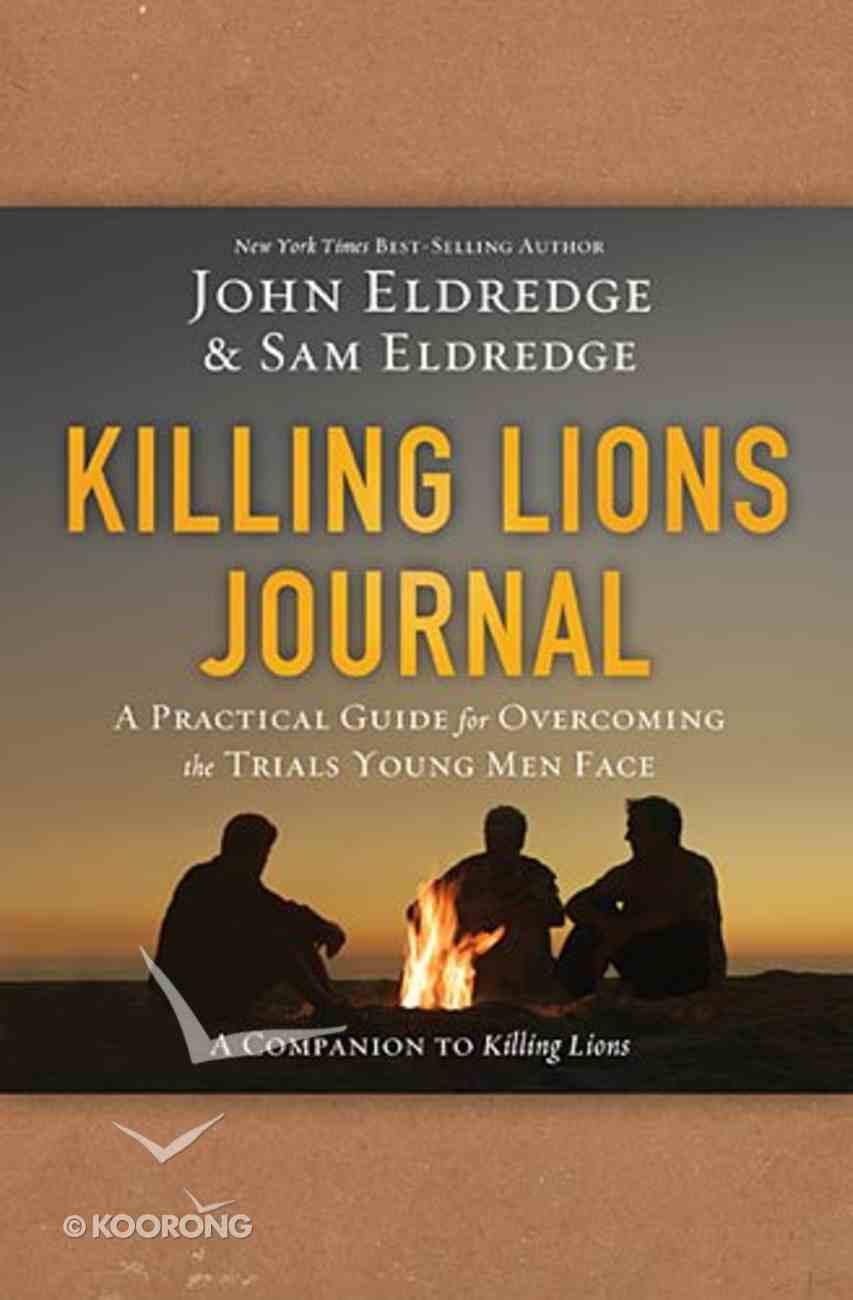 Killing Lions Journal Paperback