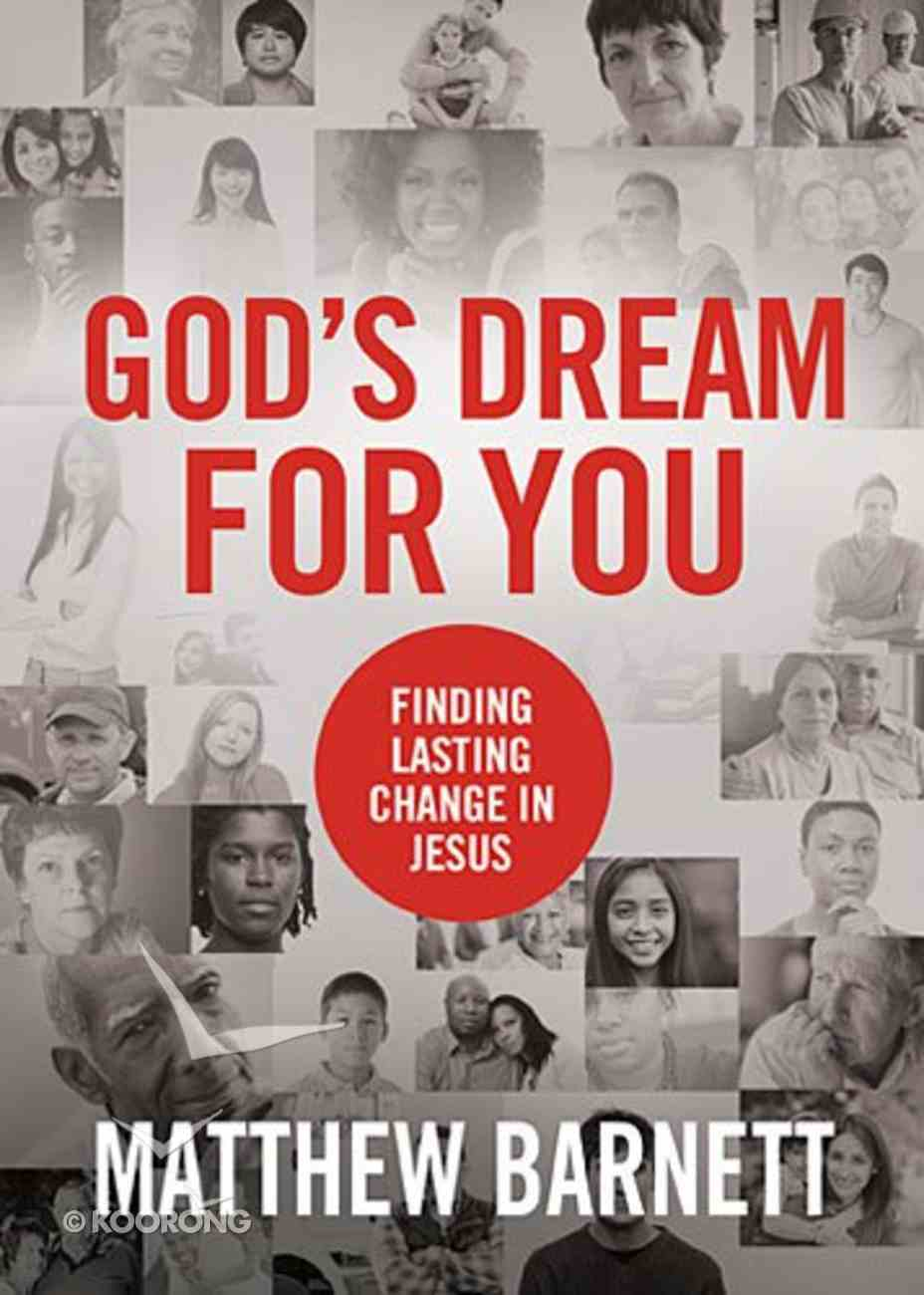 God's Dream For You Hardback
