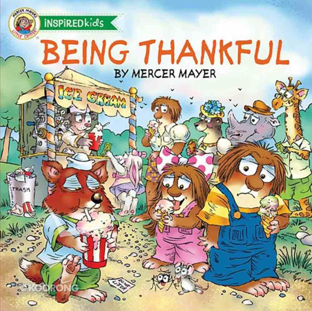 Being Thankful (Little Critter Series) Board Book