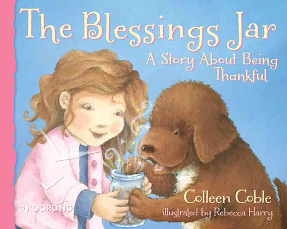 The Blessings Jar Board Book