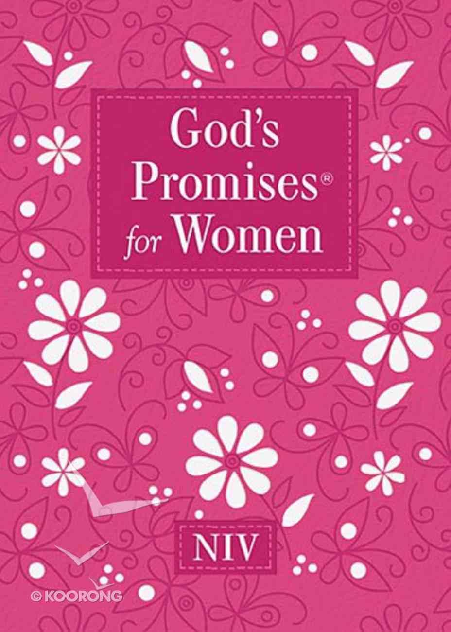 God's Promises For Women (Niv) Imitation Leather