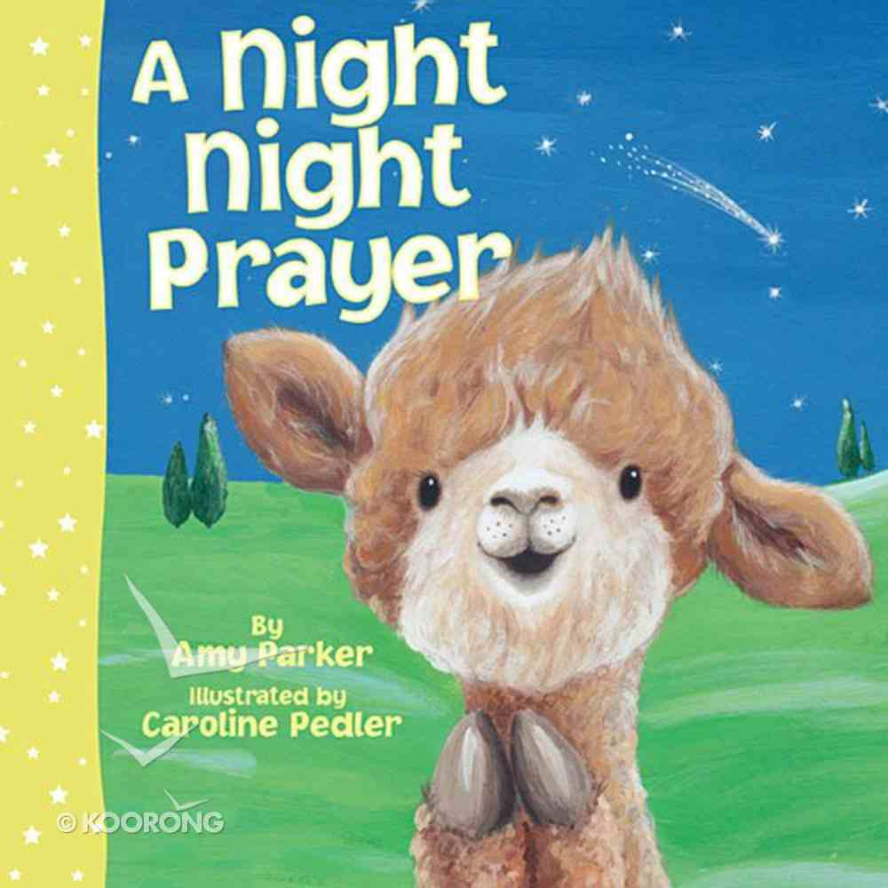 A Night Night Prayer (Night, Night Series) Board Book