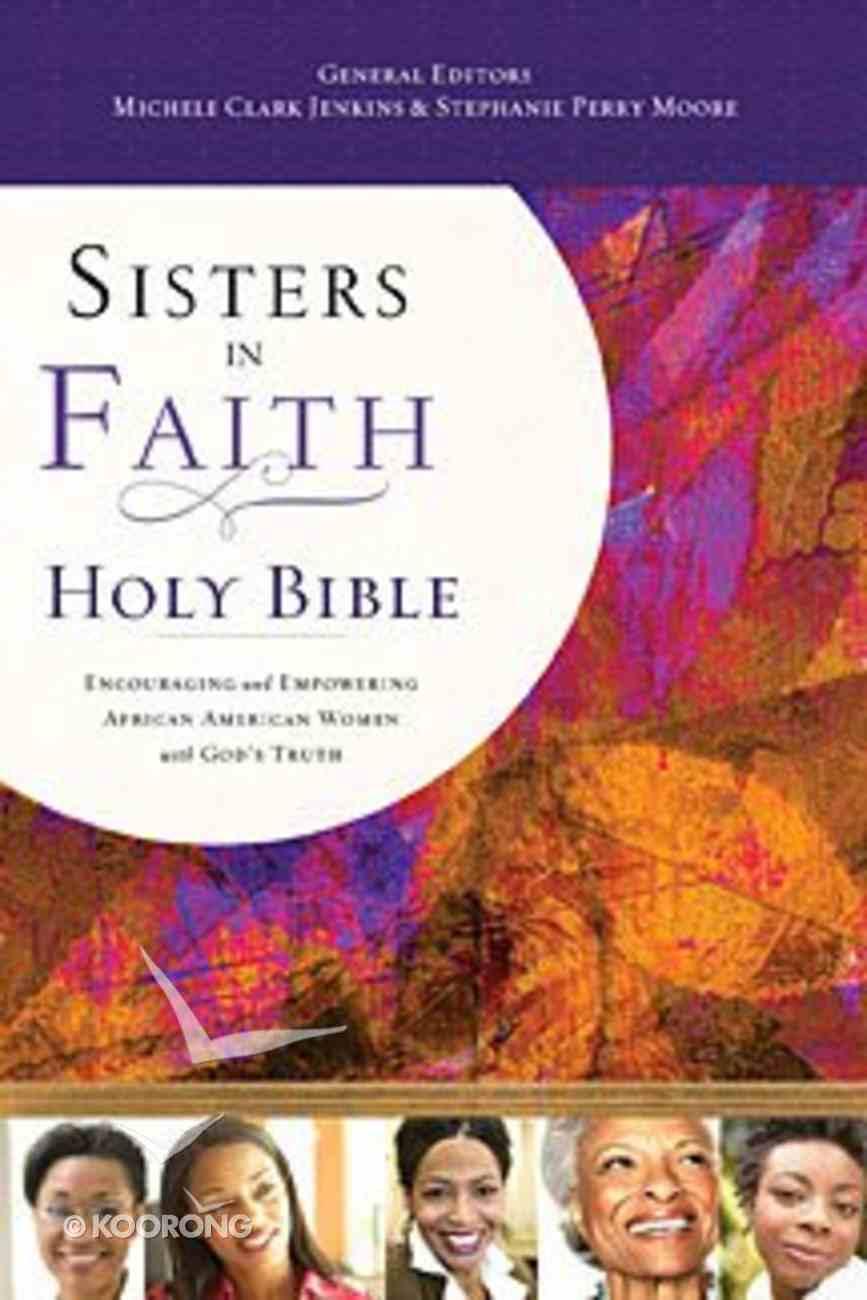KJV Sisters in Faith Holy Bible Hardback