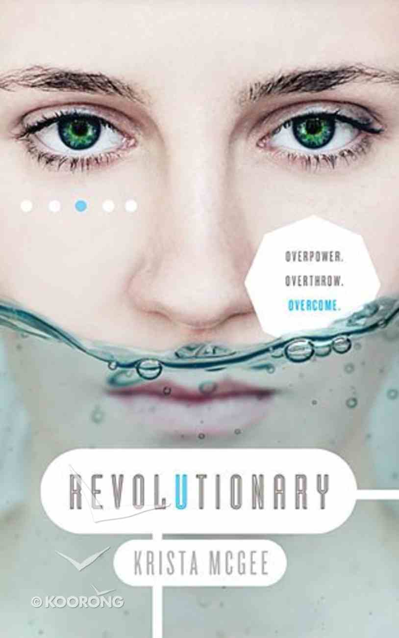 Revolutionary (#03 in Anomaly Series) Paperback