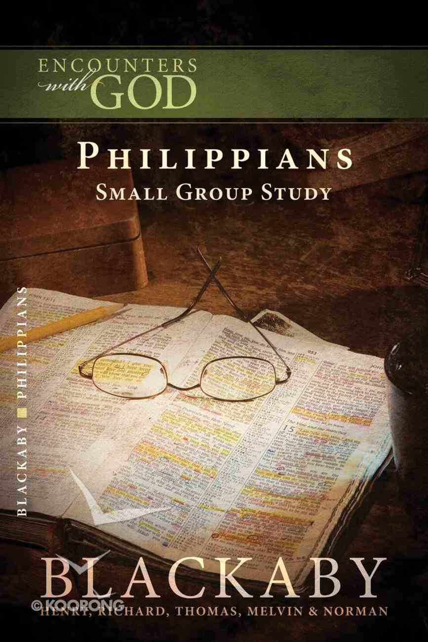 E: Philippians (Encounters With God Series) Paperback