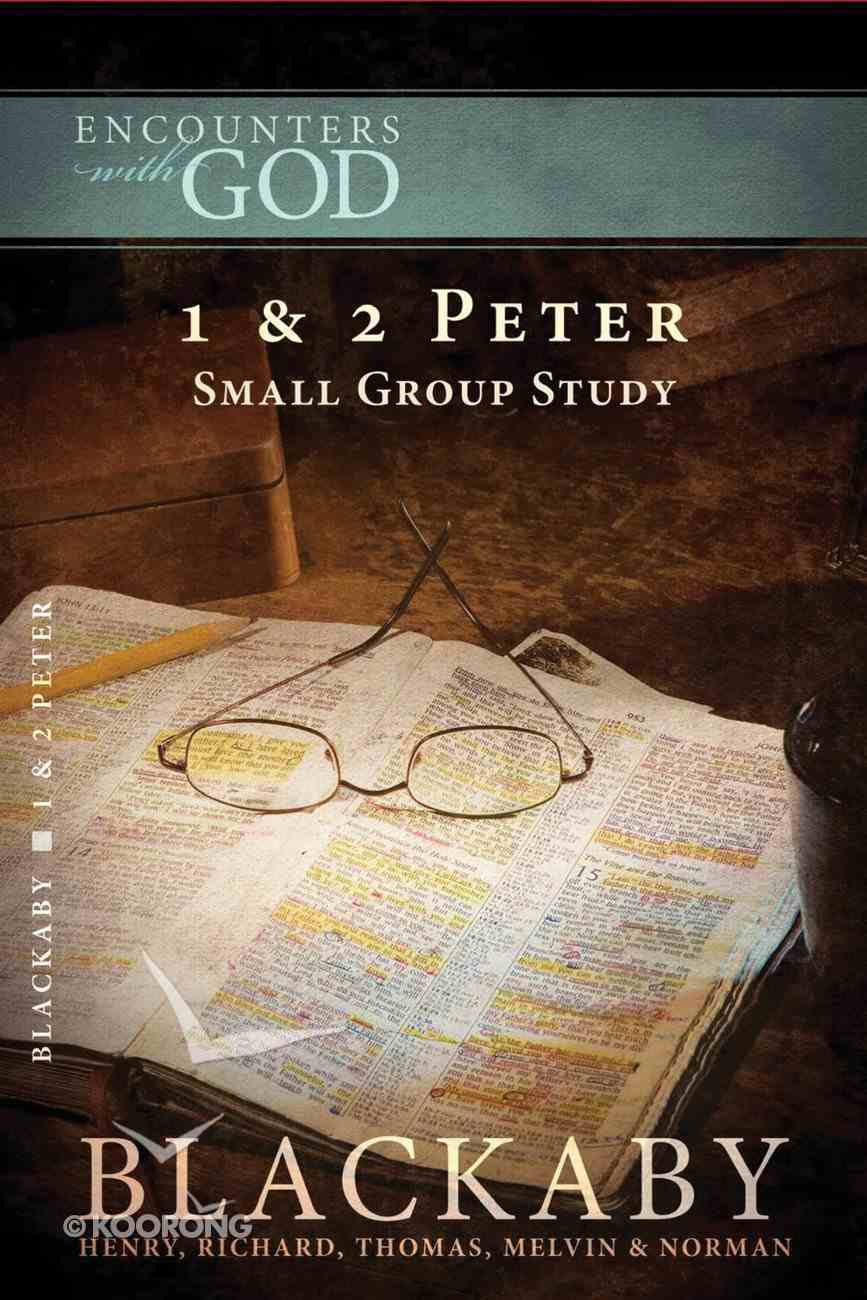 1 & 2 Peter (Encounters With God Series) Paperback