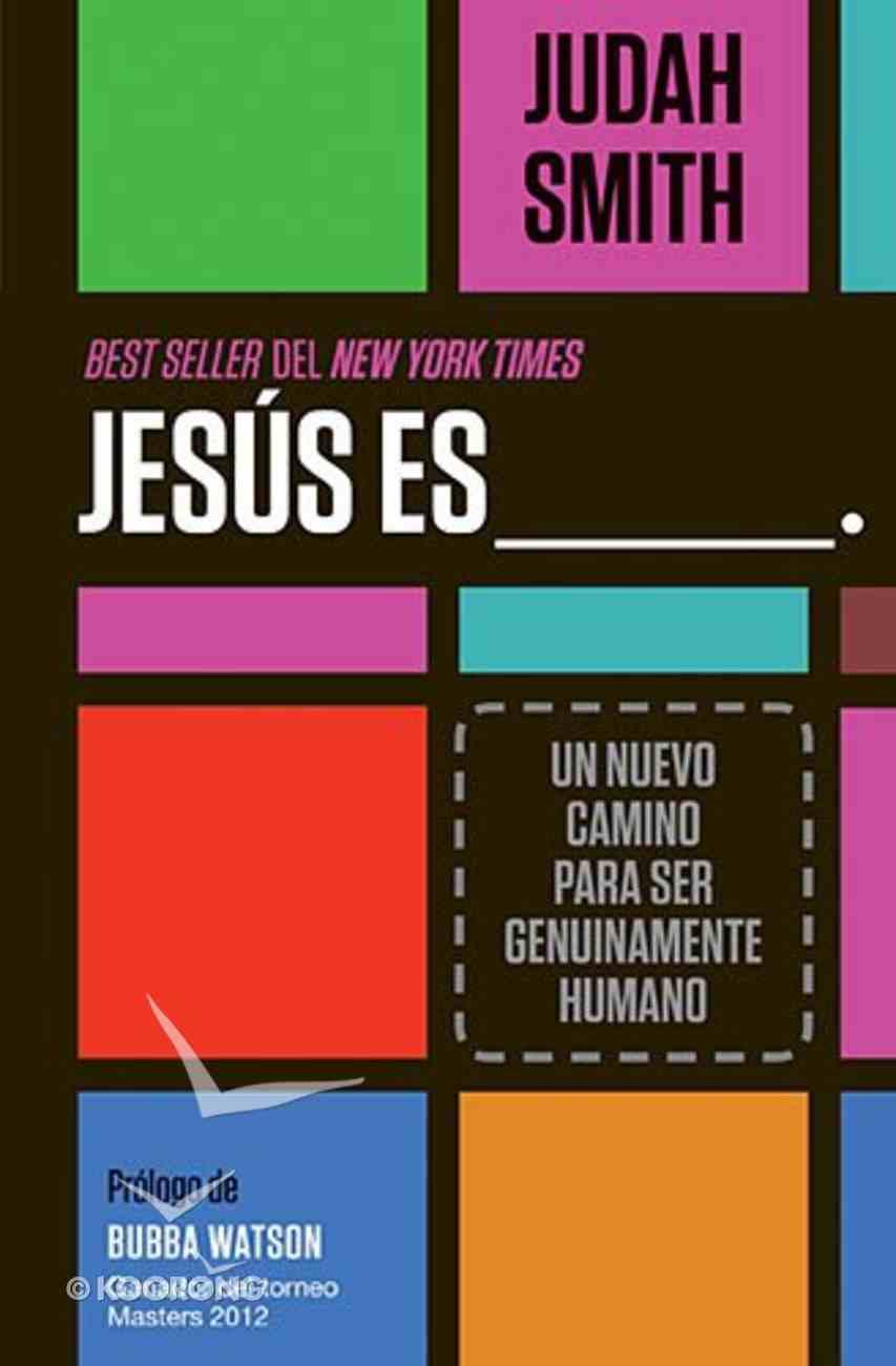 Jesus Es ___ (Jesus Is ________) Paperback