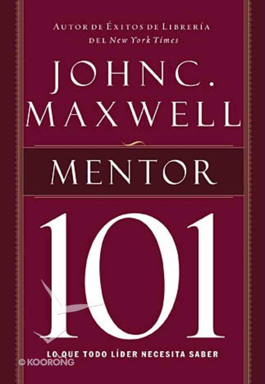 Mentor 101 (Mentor 101) Paperback