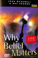 Dvd Why Belief Matters Live From Belfast image