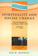 Seht: Spirituality And Social Change