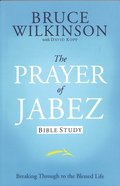 Prayer Of Jabez Study Guide image