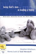 Every Man Bss: Being God's Man In Leading A Family image