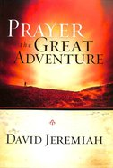 Prayer: The Great Adventure image
