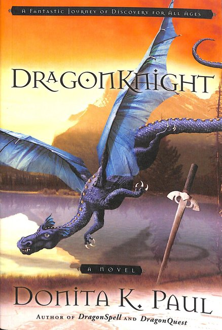 Product: Dragonkeeper Chronicles #03: Dragonknight Image