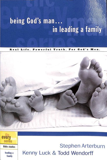 Product: Every Man Bss: Being God's Man In Leading A Family Image