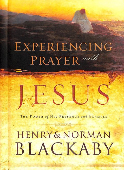 Product: Experiencing Prayer With Jesus Image