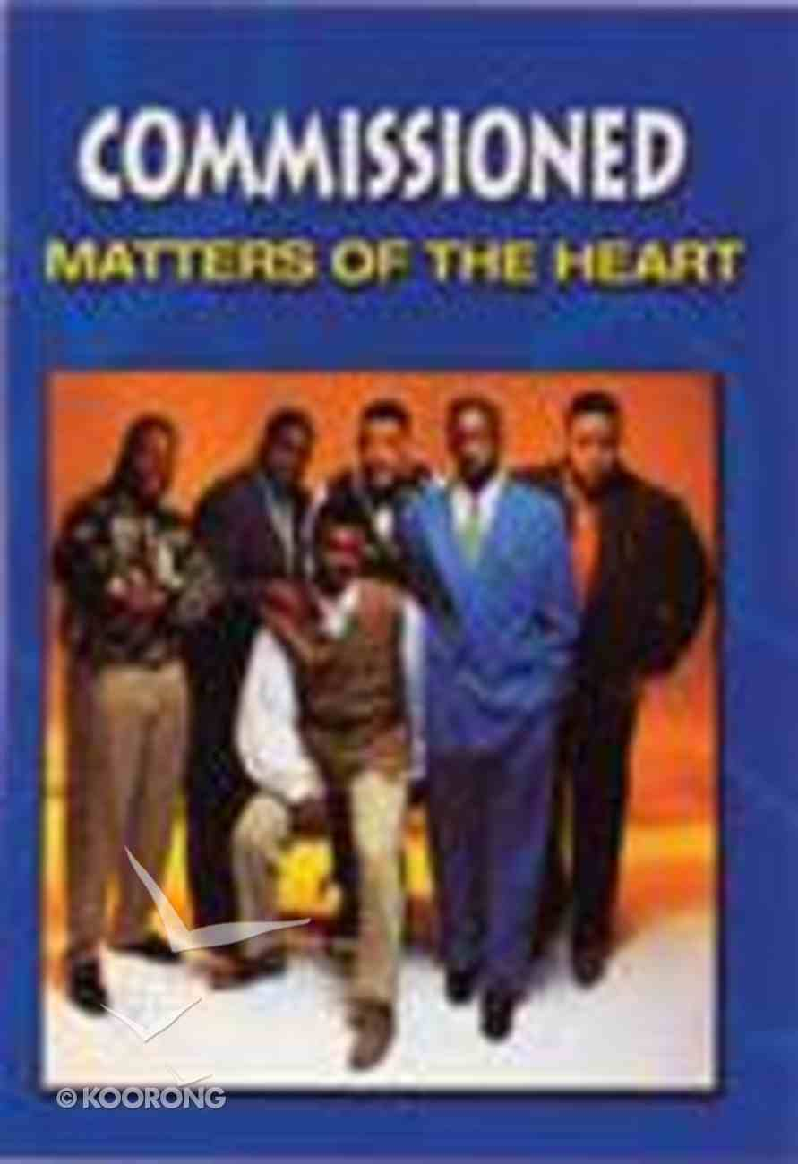 Matters of the Heart DVD