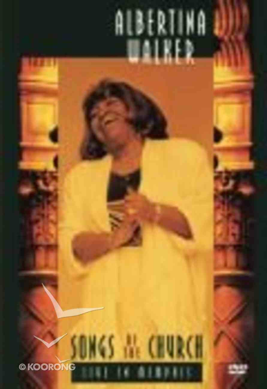 Songs of the Church: Live in Memphis DVD