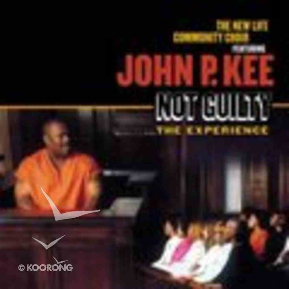 Not Guilty Double CD CD