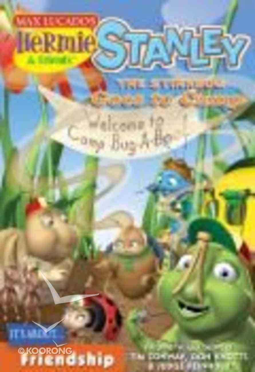 Stanley the Stinkbug Goes to Camp (#06 in Hermie And Friends Series) DVD