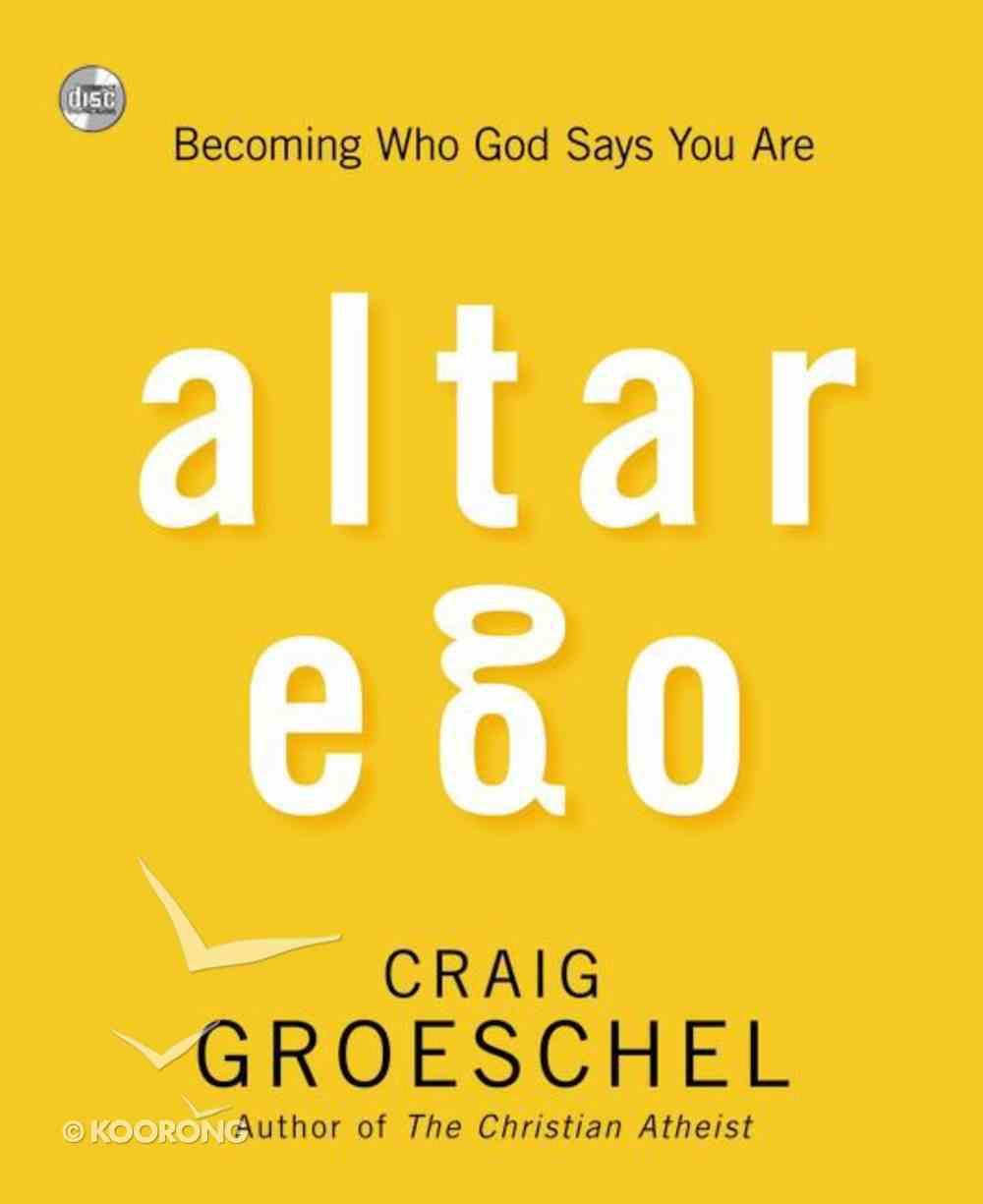 Altar Ego (Unabridged 6 Cds) CD