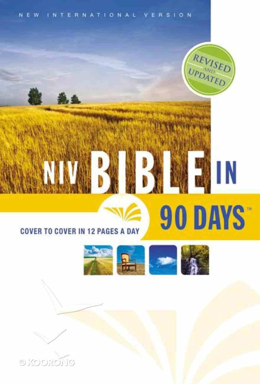 NIV Bible in 90 Days Hardback