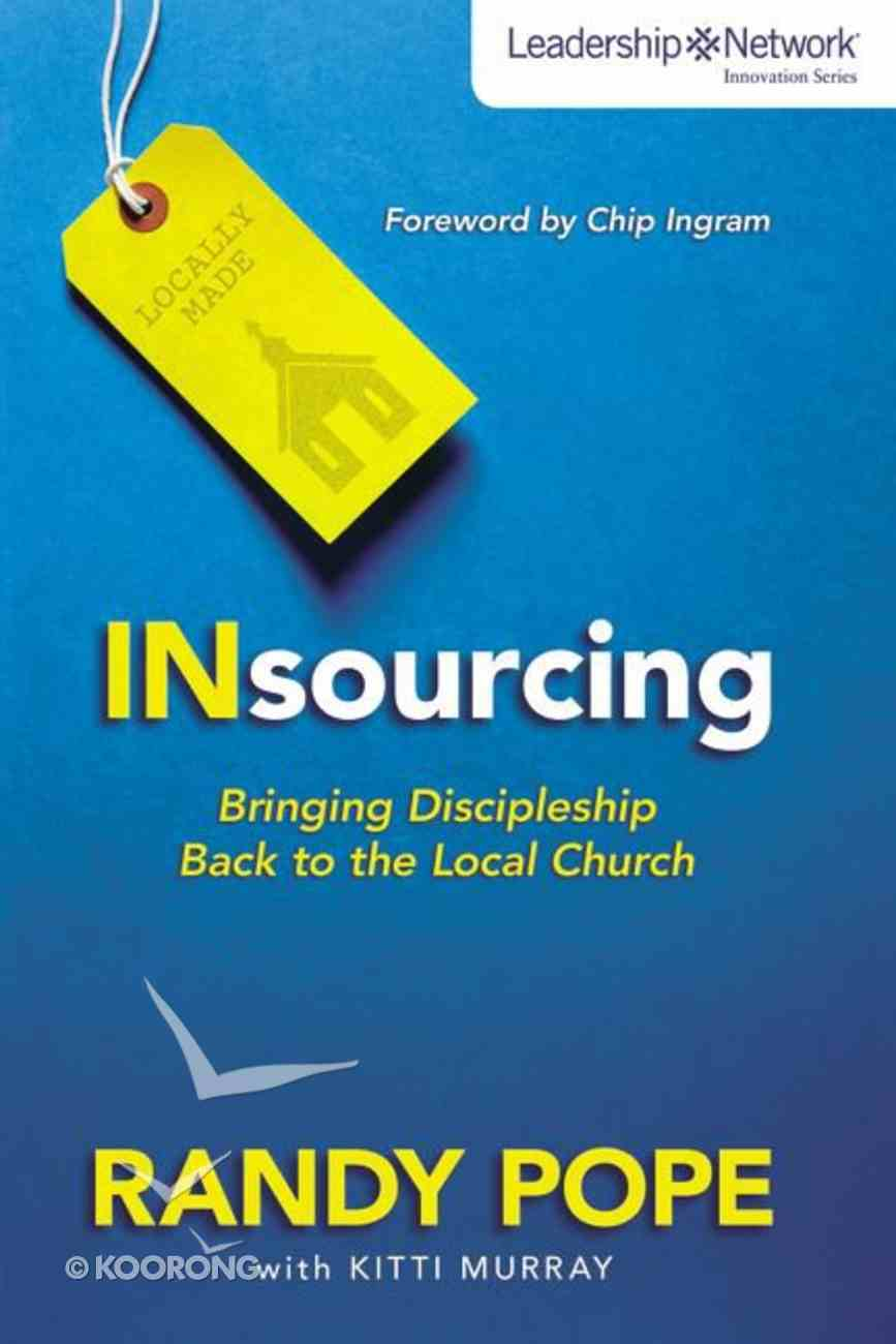 Insourcing Paperback