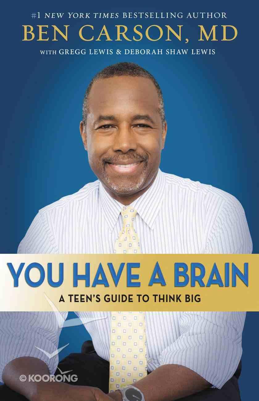 You Have a Brain Hardback
