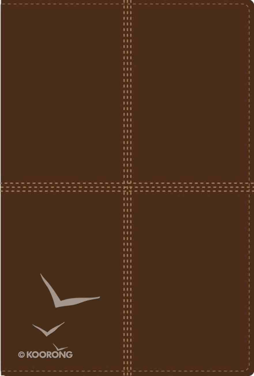 Rvr1960/Niv Biblia Bilingue (Bilingual Bible) Imitation Leather