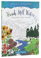 Adult Colouring Book: Beside Still Waters Coloring The Psalms image