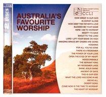 Album Image for Australia's Favourite Worship - Ccli - DISC 1