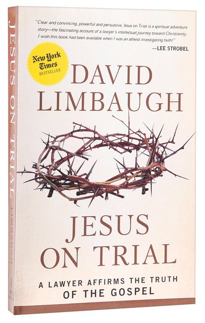 Product: Jesus On Trial Image