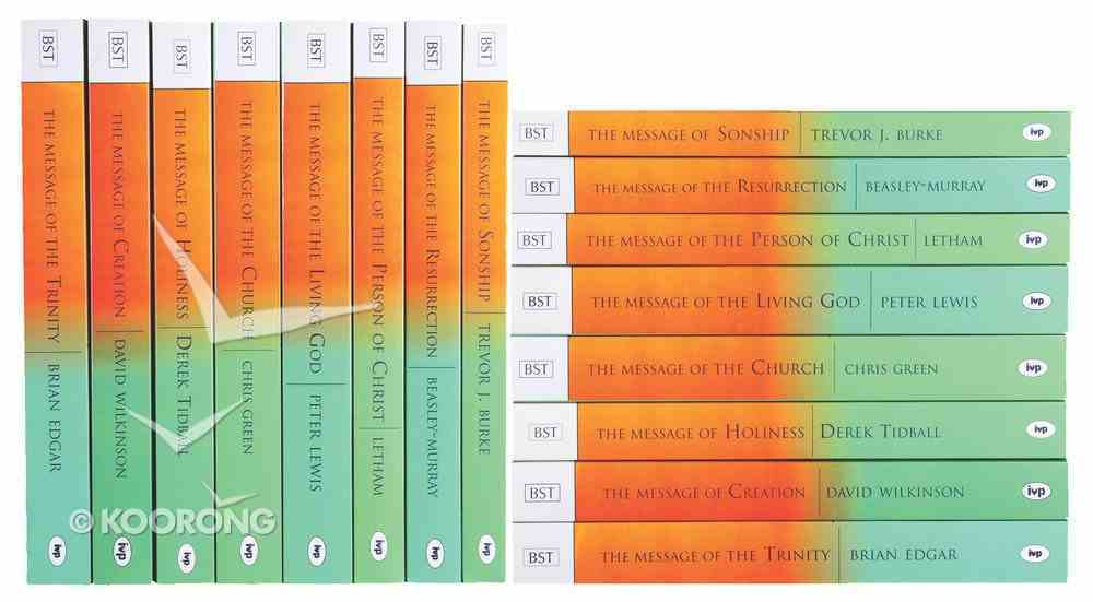 BSTT: Bible Speaks Today Themes (18 Volumes) Paperback