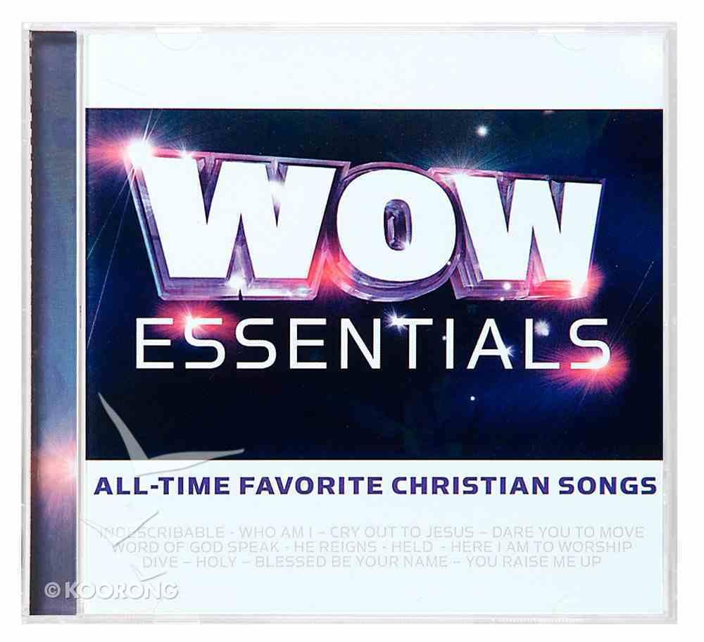 Wow Essentials 1 CD