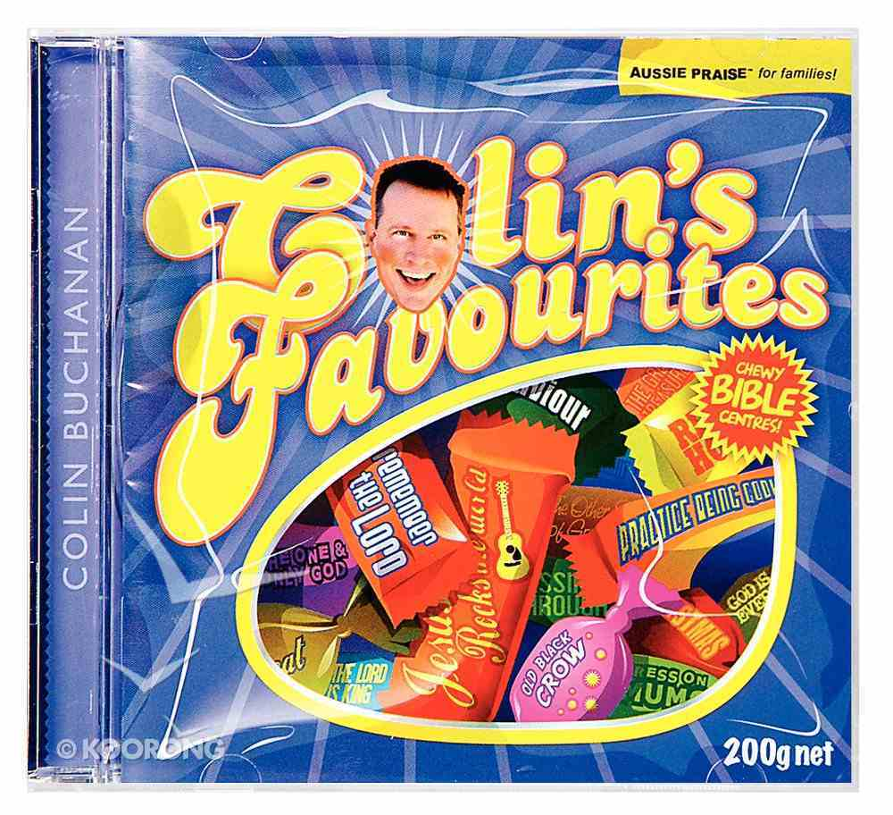 Colin's Favourites CD