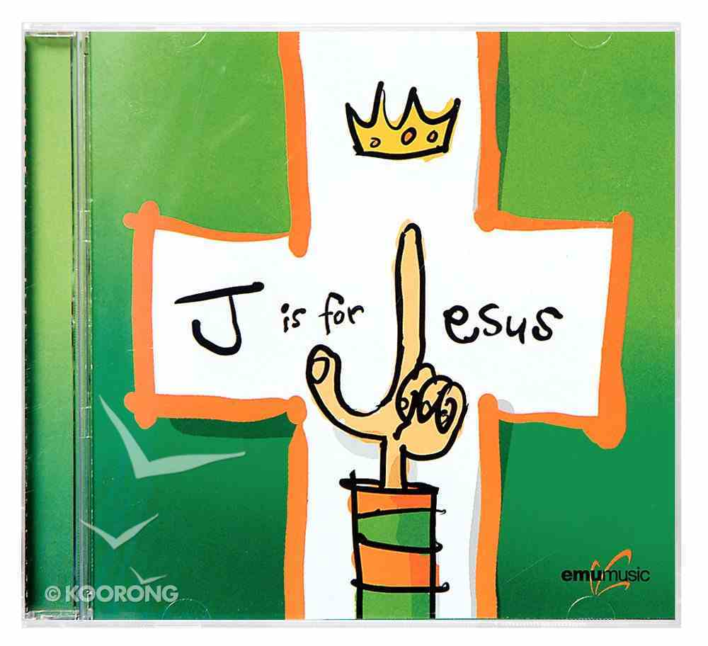 J is For Jesus CD