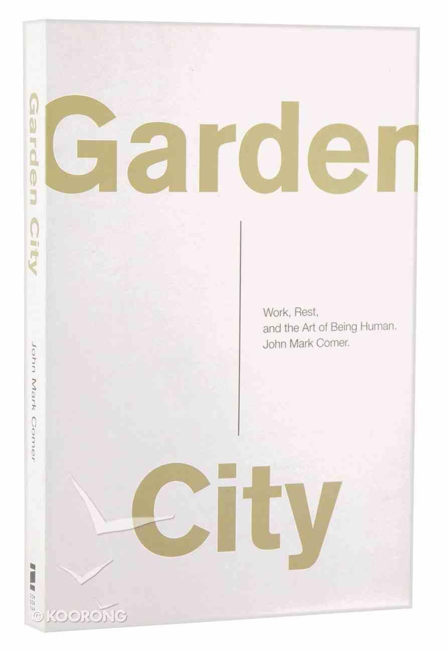 Garden City Paperback
