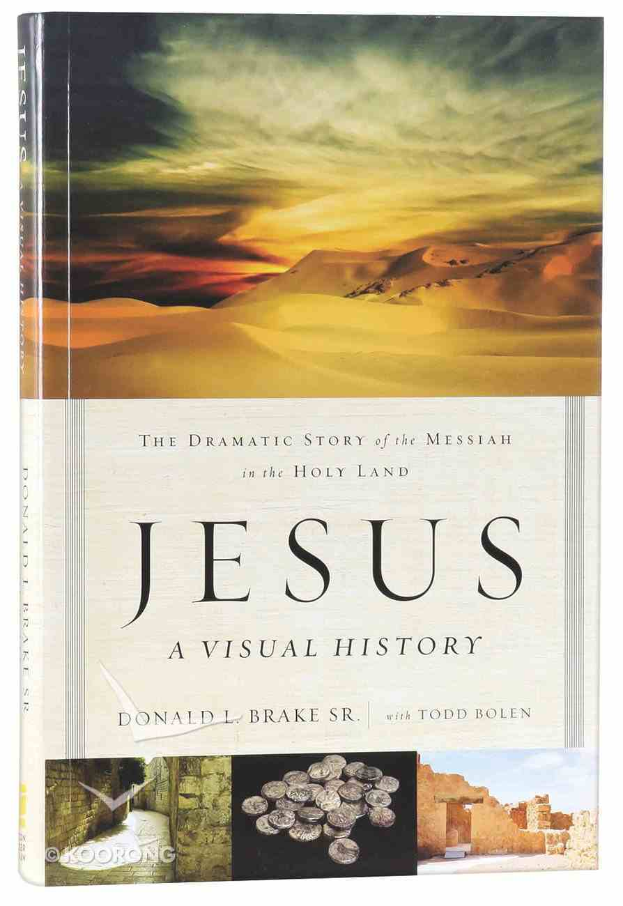 Jesus, a Visual History Paperback