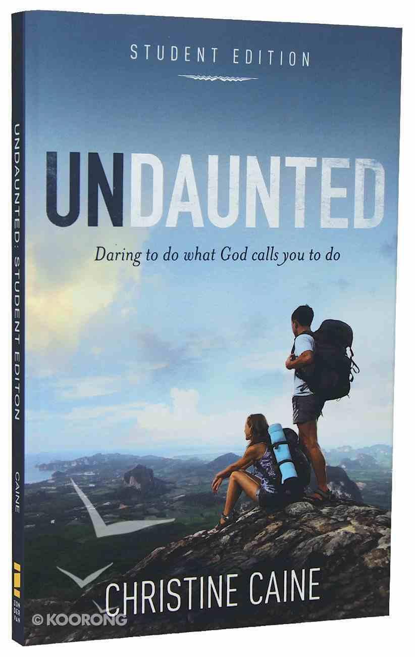 Undaunted (Student Edition) Paperback