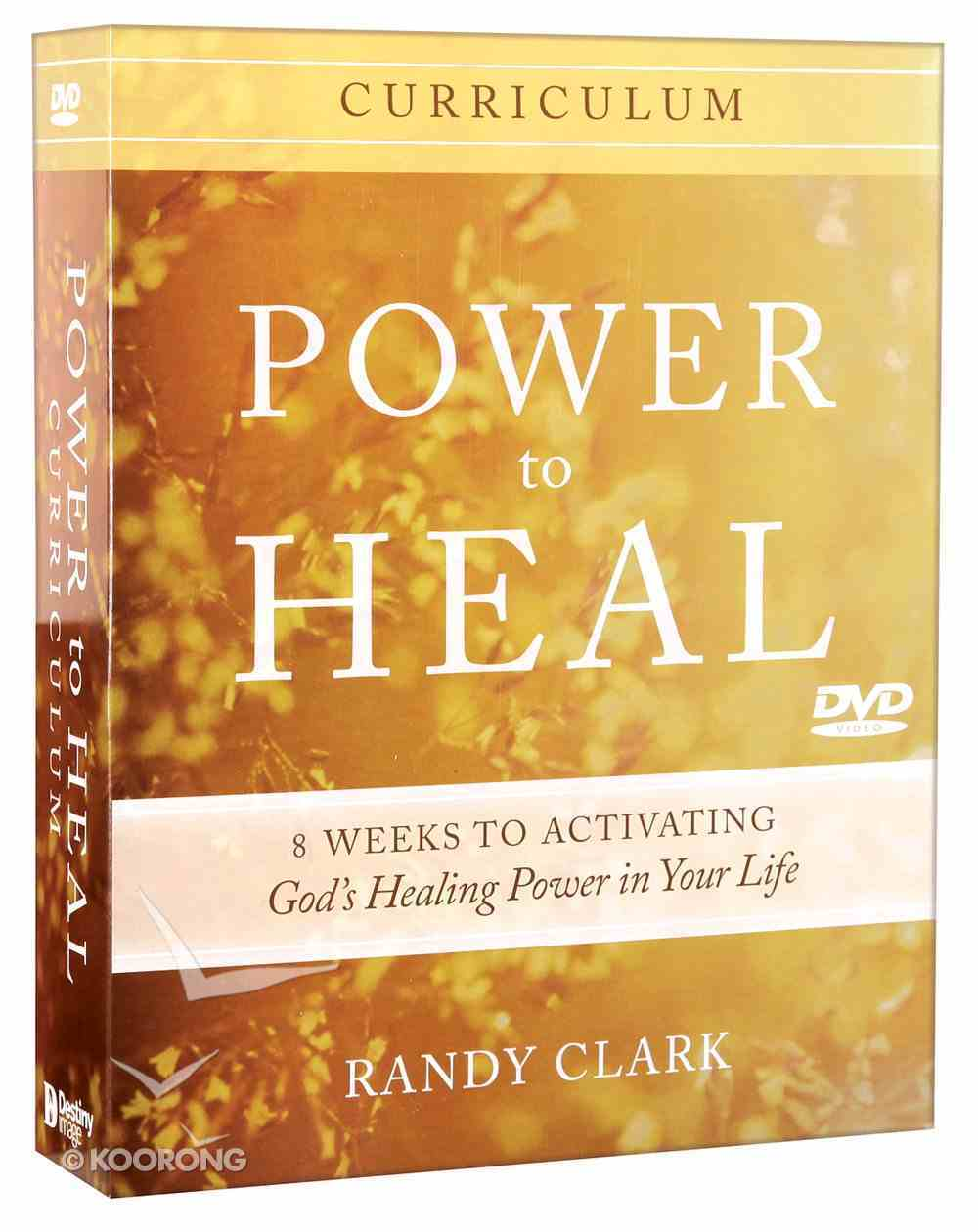 Power to Heal (Curriculum) Pack